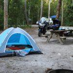 BMW Motorcycle Camping