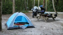 BMW Motorcycle Camping